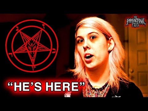 """I Talk To Demons EVERY DAY... They Are REAL"" 