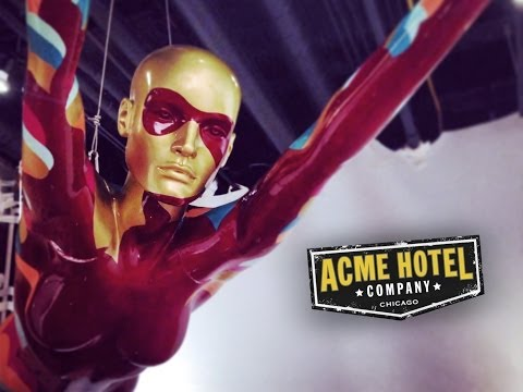 This Is ACME Hotel In Chicago