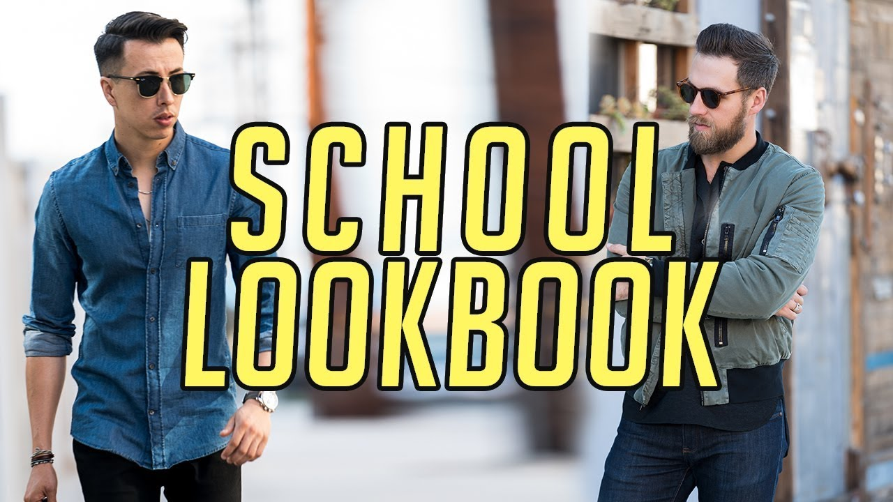 6 Back to School Looks for High School and College
