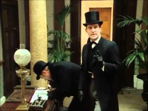 Sherlock and Mycroft Holmes