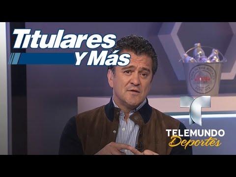 Paco Jémez es el nuevo técnico de Cruz Azul | Titulares y Más | Telemundo Deportes