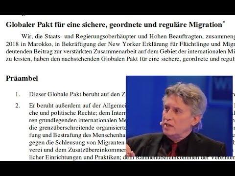 Migrationspakt: Angriff auf die Menschheit