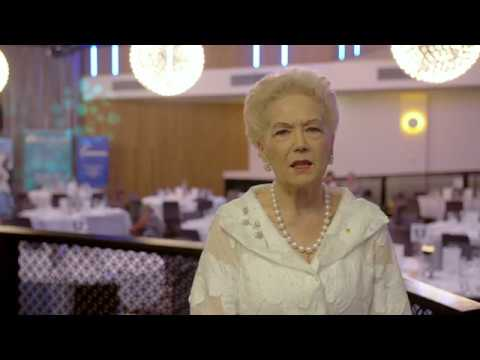 Susan Alberti at Murray Business Network