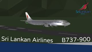 Sri Lankan Airlines | First Class | ROBLOX