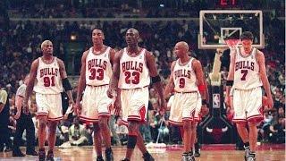 1996 NBA Champions - Chicago Bulls - Unstop A Bulls