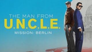 The Man from U.N.C.L.E. - Mission: Berlin Gameplay Video