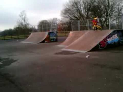 Bury Skatepark. Clarence Park. Walmersley. Bury. BL9 5DH
