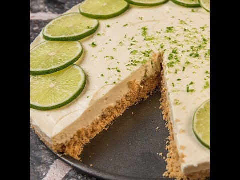 Easy To Make Lime Cheesecake
