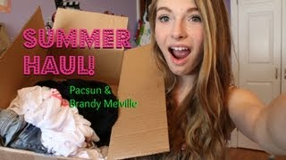 Summer Clothing Haul! Thumbnail