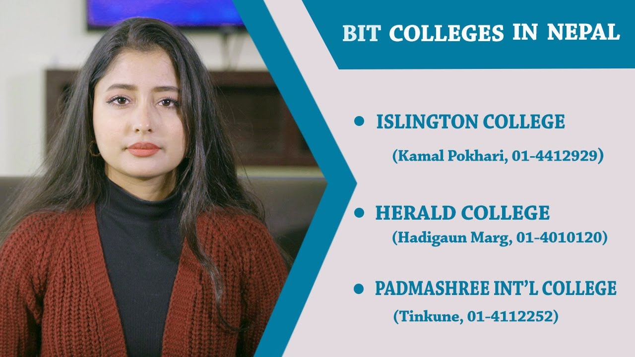 BIT College in Nepal | Top IT College in Kathmandu | Colleges Nepal