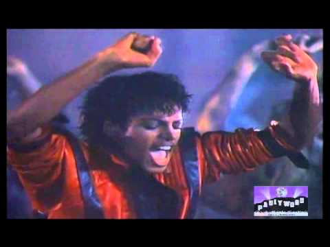 Michael Jackson Thriller LP Version Music Video pw 1983