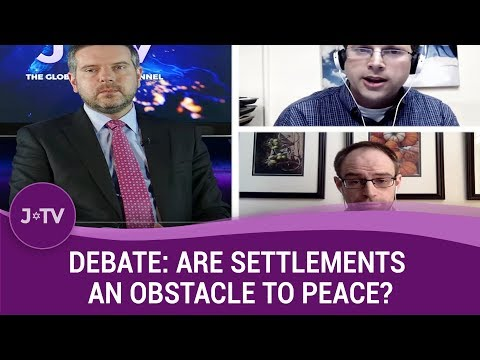 Heated Debate: Are Settlements an Obstacle to Peace in Mid East?