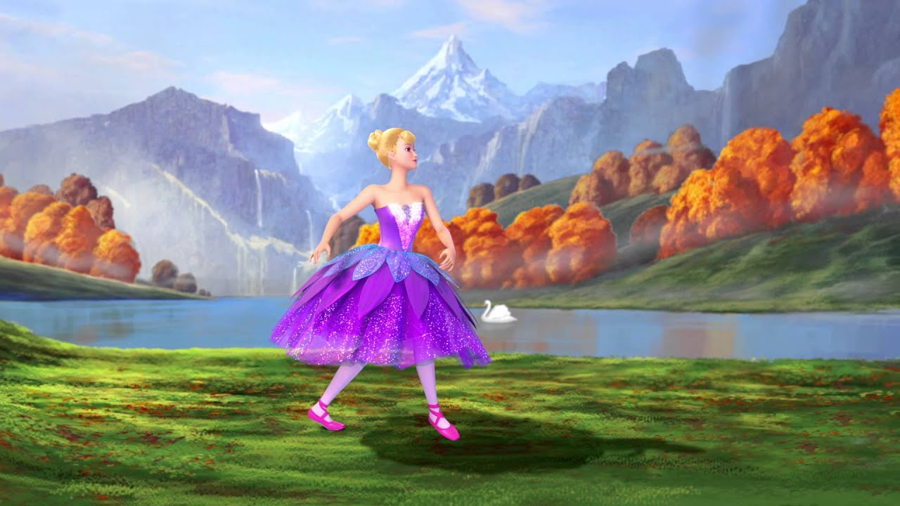Barbie en La bailarina mgica  Trailer espaol HD  YouTube