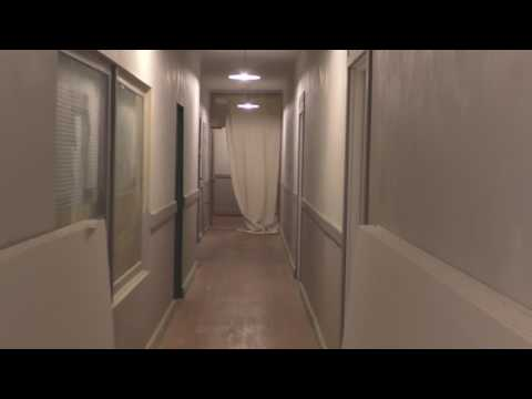 Mineral Springs Hotel ( 06/24/2017 ) Alton , Illinois : Inside Walk - Through With Tour Guide