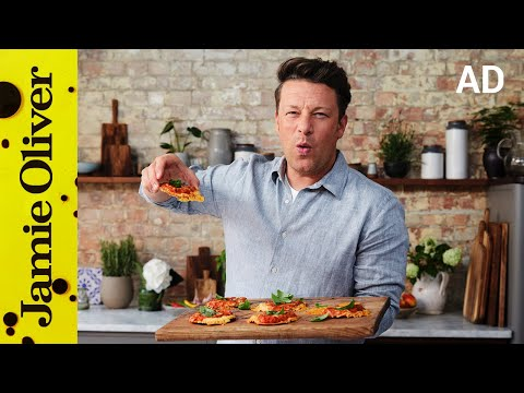 Packed Lunch Tips | Jamie Oliver | AD