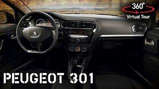 VR 360/ Пежо 301 добро пожаловать в салон. PEUGEOT 301