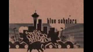 Blue Scholars - No Rest For The Weary