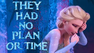 Download lagu The Insanely Revealing Frozen 2 Behind-the-Scenes Documentary