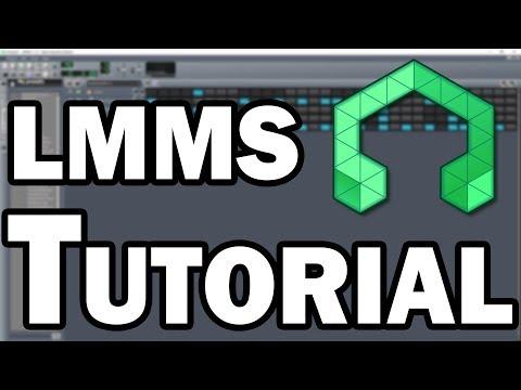 LMMS Tutorial