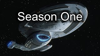 Star Trek Voyager Ruminations: Season One
