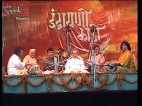 Pakhawaj . jugalbandi.Pt Bhawani shankar & Zakir Hussain