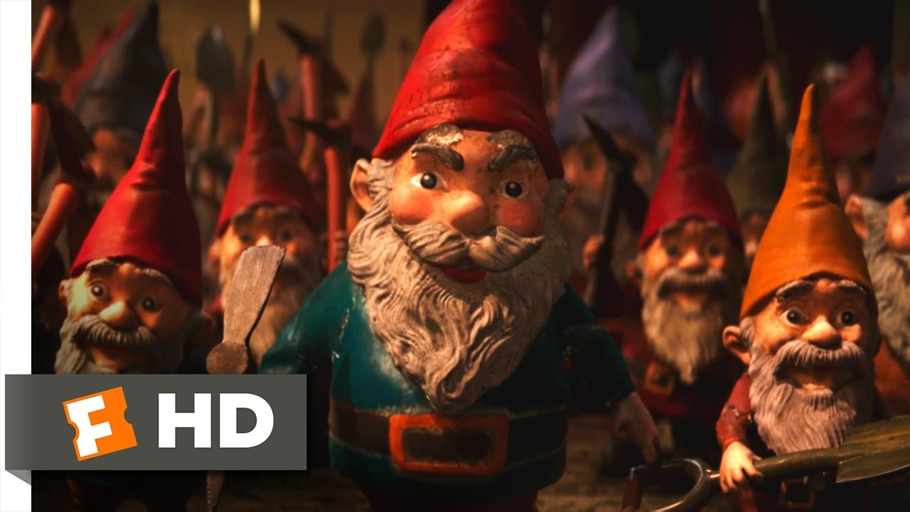Goosebumps (4/10) Movie CLIP , Indestructible Gnomes (2015) HD