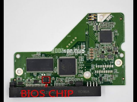 2060-771698-002 Hard Drive PCB Repair Board WD Western Digital DATA RECOVERY