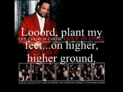 Lord Lift Me Up by Bishop Hezekiah Walker and the LFT Church Choir featuring Elder Kervy Brown