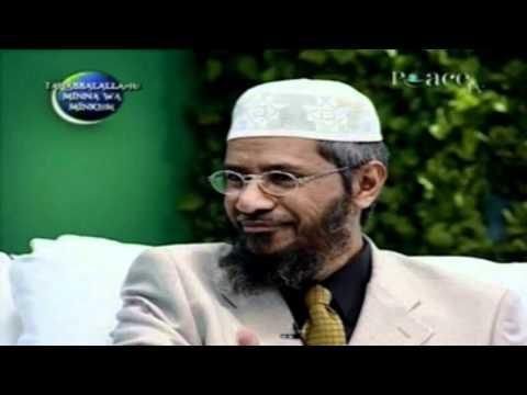 Dr Zakir Naik ,lecture on watching TV programmes.avi
