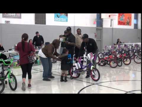Claude W. Black Healing Holiday Event 2014