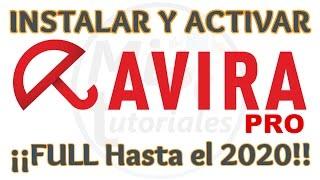 Descargar e Instalar AVIRA Antivirus 2015 Full | Avira Pro licencia hasta 2020 | 100% Garantizado
