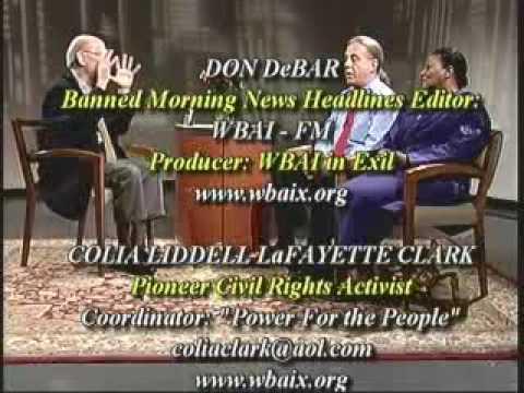 Don DeBar & Colia Clark - 06-01-09 Air date