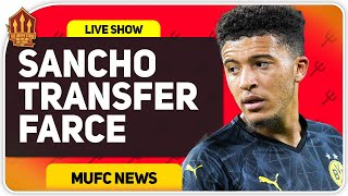 Sancho Transfer Development! Man Utd Transfer News