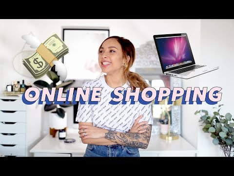 MY TOP 10 PLACES TO SHOP ONLINE