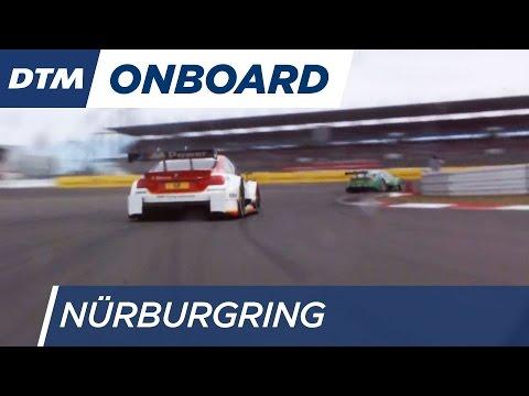 DTM Nürburgring 2016 - Jamie Green (Audi RS5 DTM) - Re-Live Onboard (Race 2)