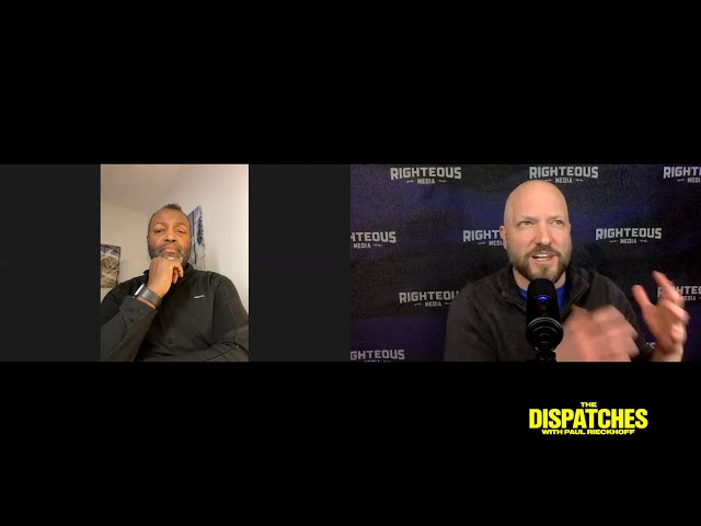 THE DISPATCHES: EPISODE 3 - MALCOLM NANCE