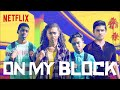 BLESSED - Sorrows (Audio) [ON MY BLOCK - 1X01 - SOUNDTRACK]