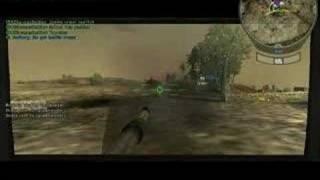Battlefield2  EURO Force V.S Middle Eastern Coalition
