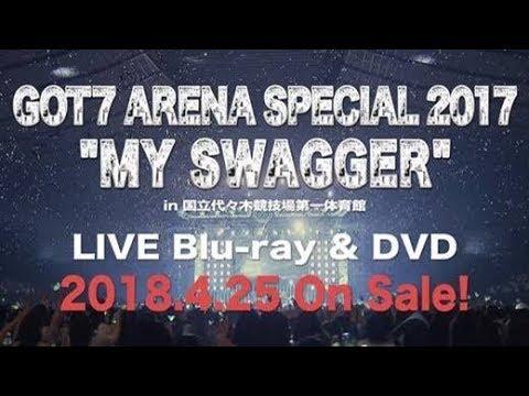 "『GOT7 ARENA SPECIAL 2017 ""MY SWAGGER"" in 国立代々木競技場第一体育館』ダイジェスト"