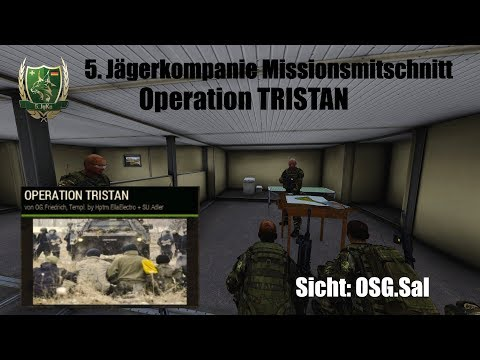 ArmA 3 | Mitschnitt | Operation TRISTAN| Logistik-Trupp | Fa