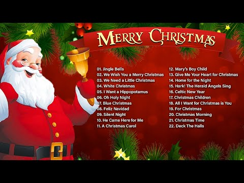 Top 50 Christmas Songs of All Time 🎅🏻 Classic Christmas Music Playlist