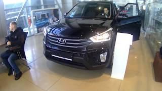 2.Hyundai Creta Покупка 2.0 4WD 2019 г. Trevel