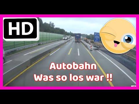 Ein bisschen Spaß muss sein ;-) Was so alles auf der Autobahn los ist ;-)