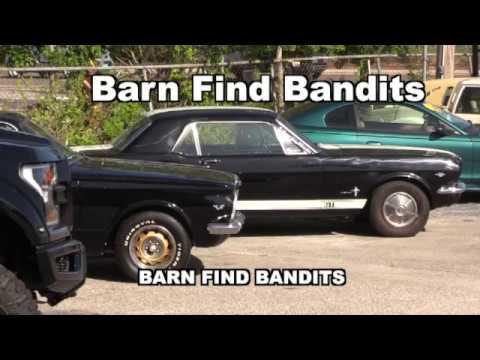 Barn Find Bandits
