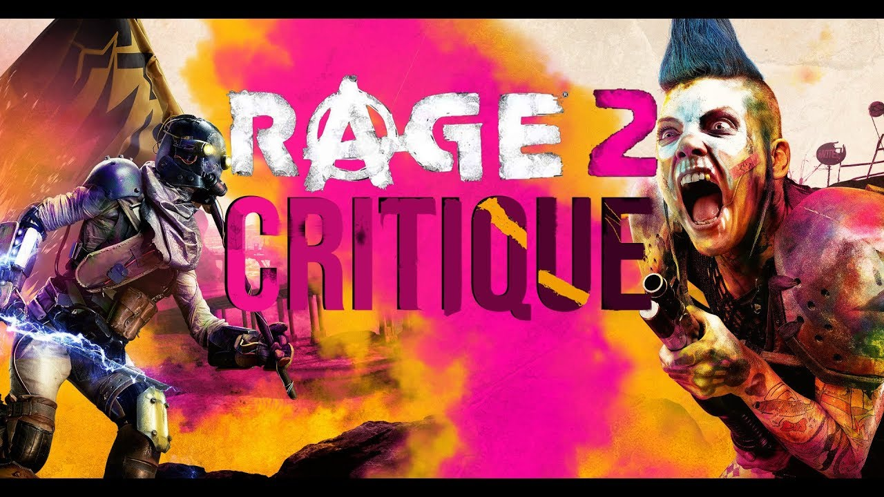 RAGE 2 Critique: Third Time's The Charm thumbnail