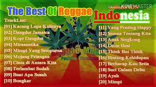 Gambar cover THE BEST OF REGGAE INDONESIA - Full album pilihan terbaik