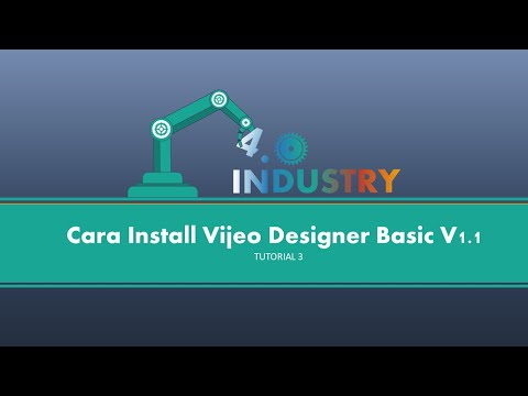 Download dan Install Vijeo Designer Basic 1.1