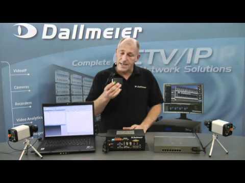 (1) VideoIP Netzwerkkomponenten! Video over IP - einfach, aber wie?