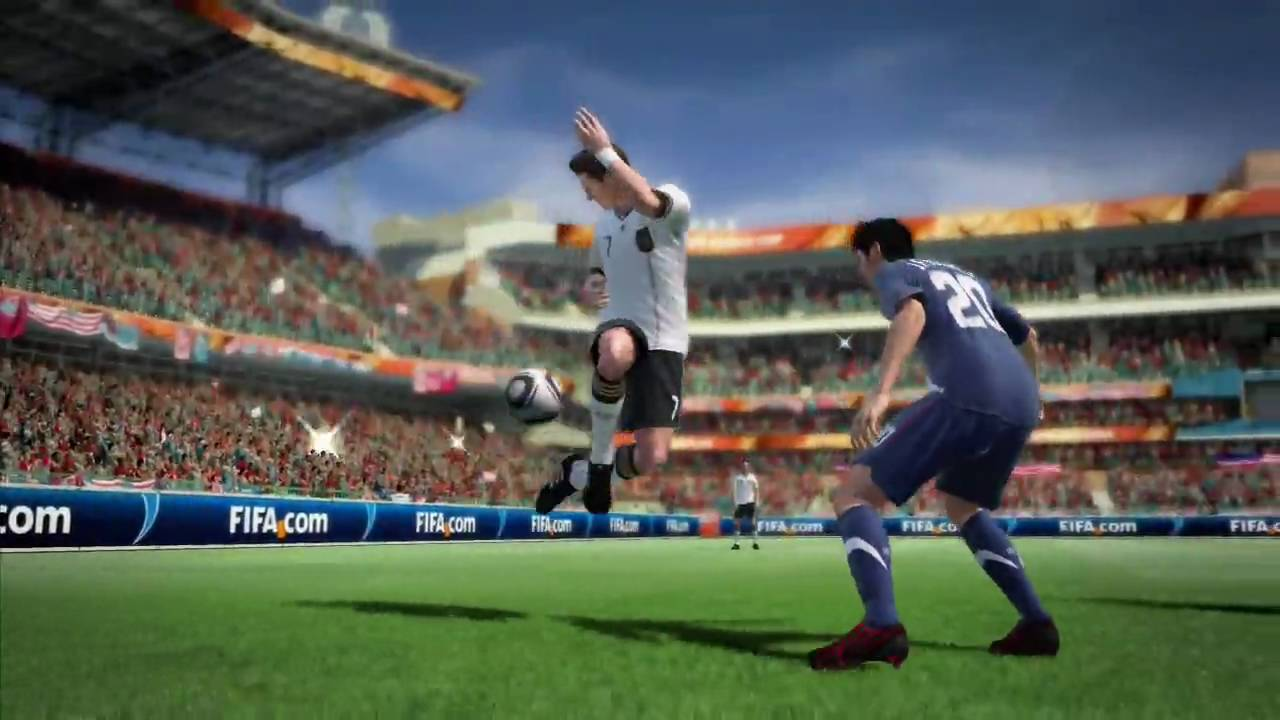 Game movies: fifa world cup 2010 south africa tutorial trailer #7.