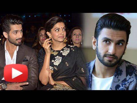 Ranveer Singh INSECURE Of Shahid Deepika Romance In Padmavati